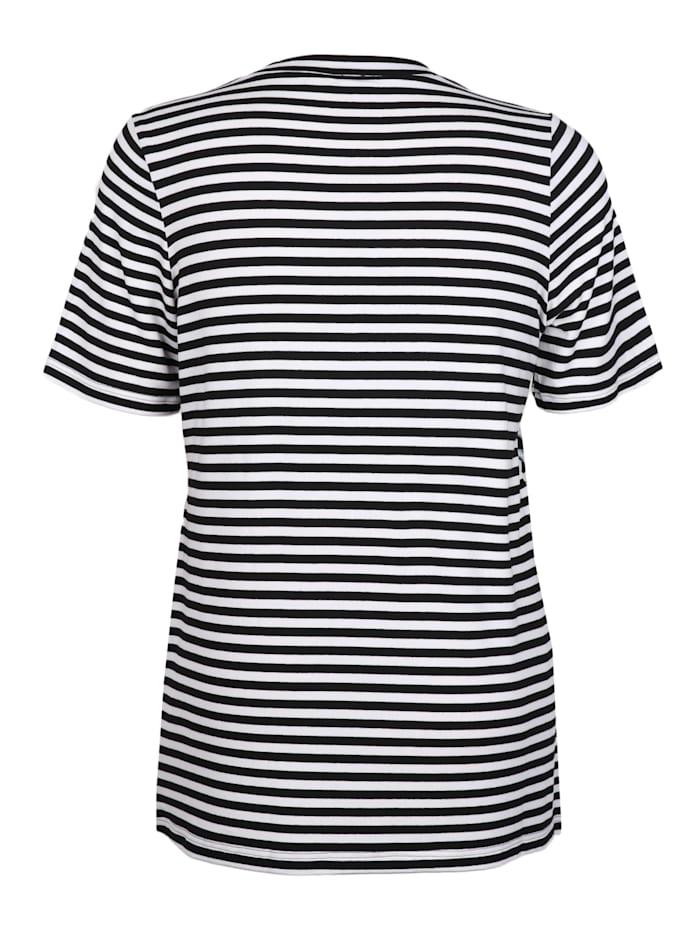 V-Shirt im Mustermix keine/nicht relevant