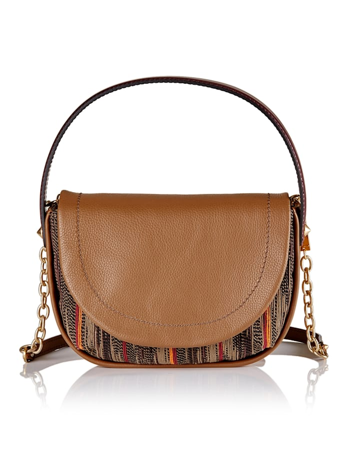 Gianni Chiarini Crossbody-Bag, cognac-multi