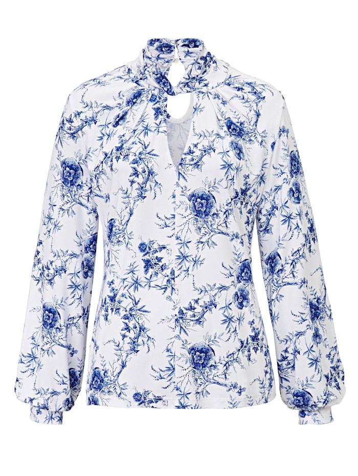 SIENNA Shirtbluse, Weiß