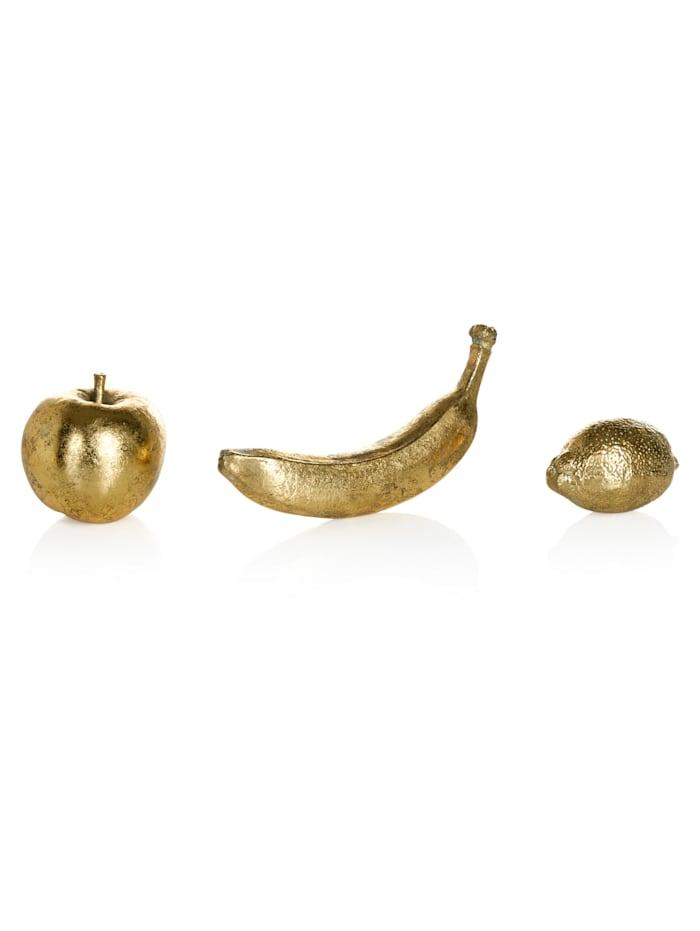 Deko-Obst, 3-tlg.