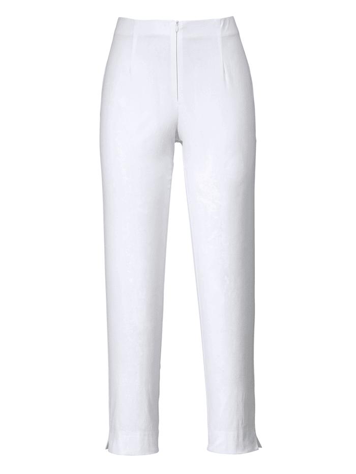 Knöchelhose mit Baumwolle Basic