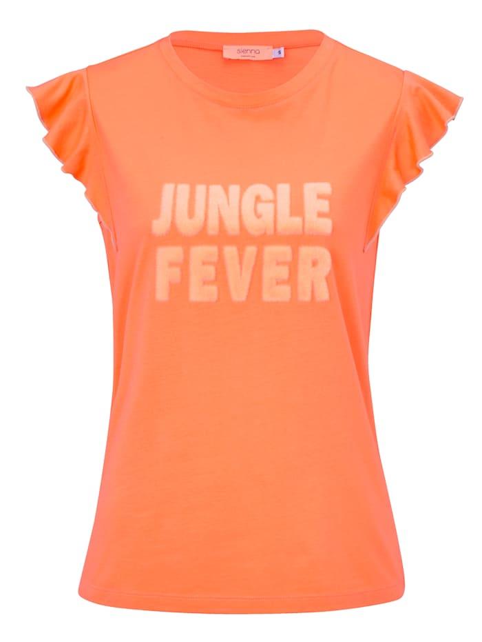 SIENNA T-Shirt, Orange