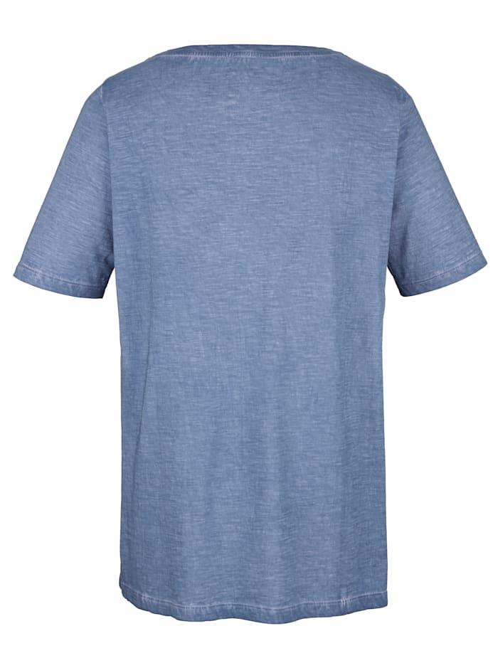 Shirt in Oil Washed Optik