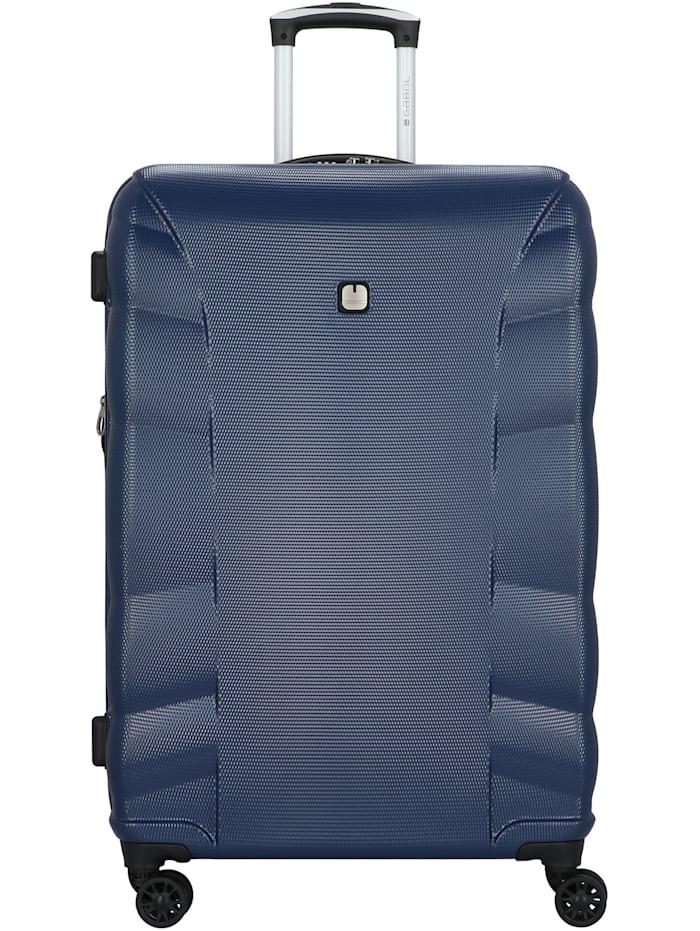 Gabol London 4-Rollen Trolley 76 cm, blau