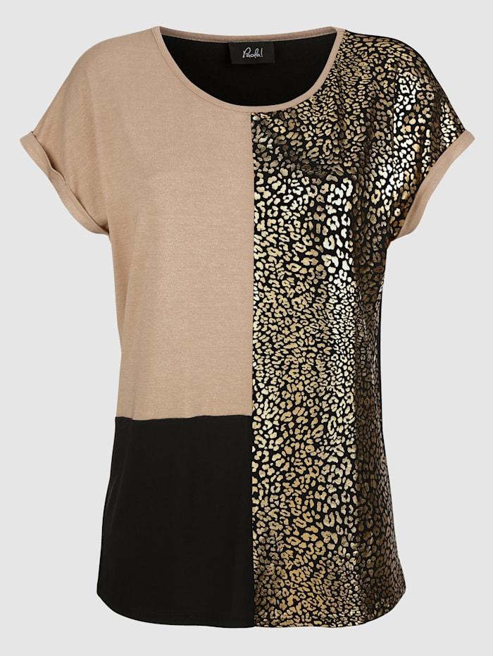 Tričko s módním designem potisku