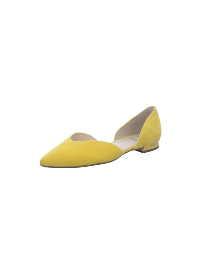 Högl Ballerinas, gelb