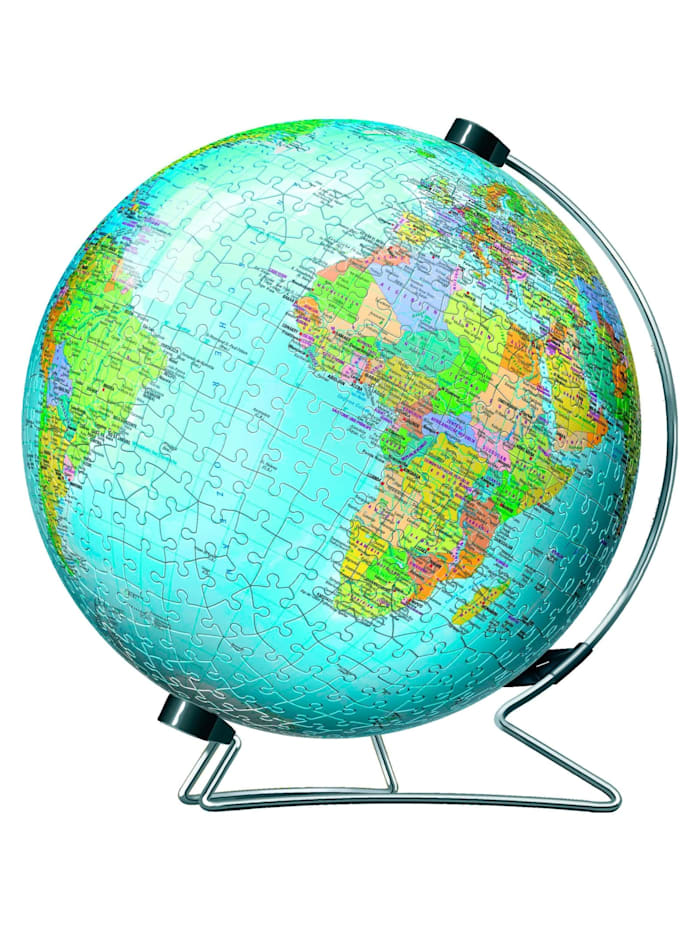 Puzzle 3D Puzzle-Ball Globus in deutsche Sprache