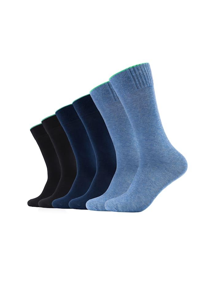 Skechers Socken 6er Pack, blue