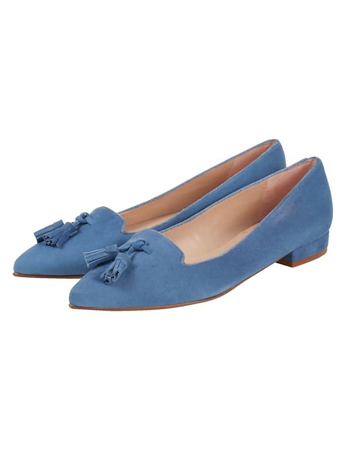 Paco Gil Ballerina, Blau