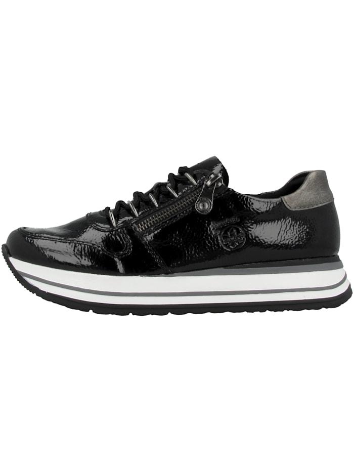 Rieker Sneaker low N3542, schwarz