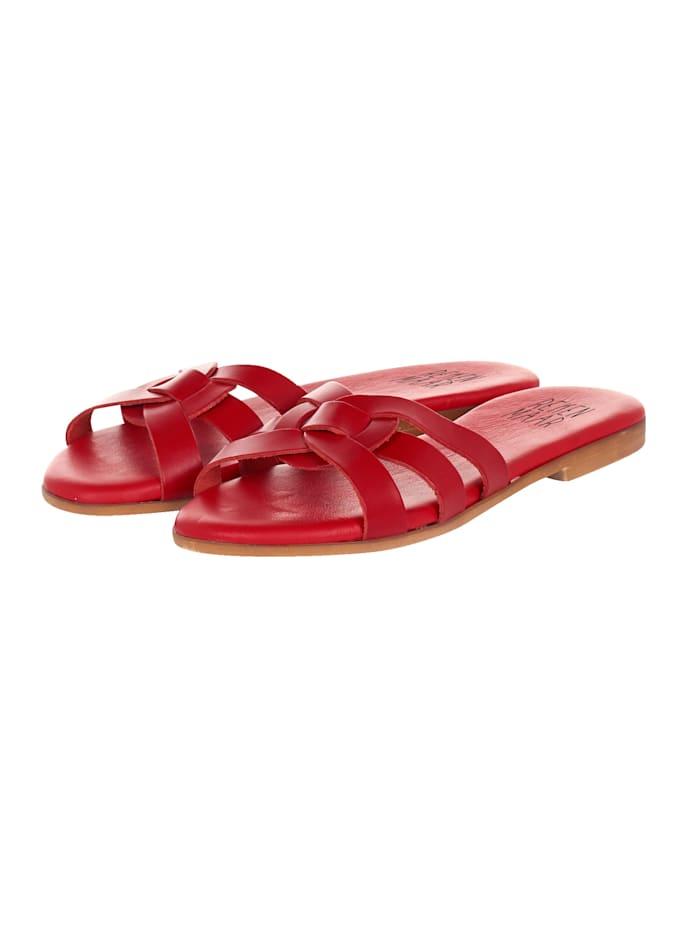 REKEN MAAR Sandale, Rot
