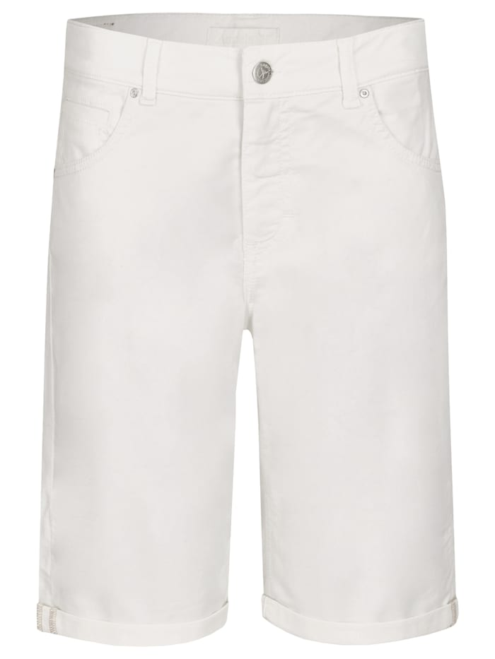 Angels Jeans 'Bermuda TU' in Coloured Denim, sun