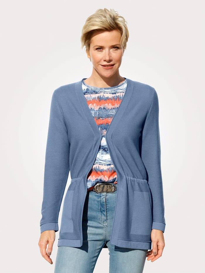 Rabe Vest, Lichtblauw