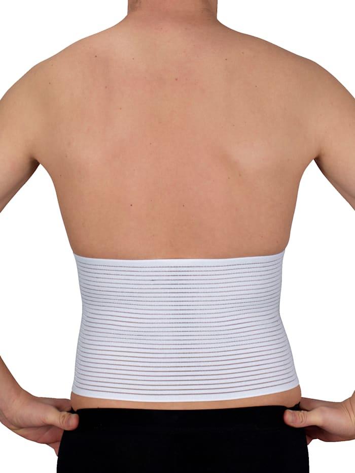 Stödbälte för rygg och mage
