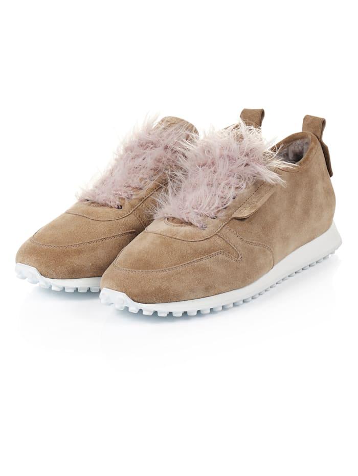 Kennel & Schmenger Sneaker, Taupe