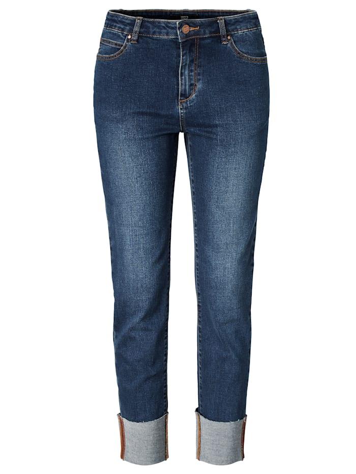 STEFFEN SCHRAUT Jeans, Blau