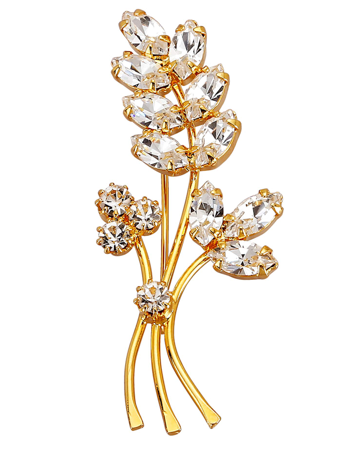 Golden Style Broche, Wit