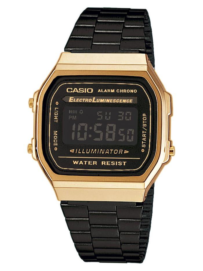 Casio Collection Armbanduhr, Schwarz