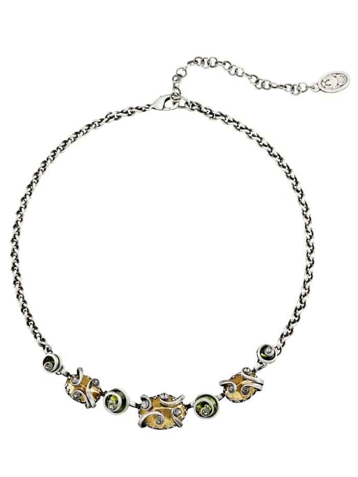 Collier mit Swarovski Kristallen 5450543335025
