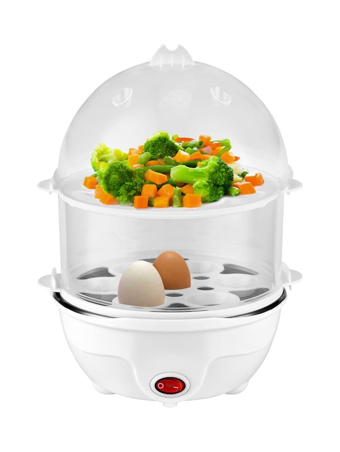XL Eierkocher für bis zu 14 EiernXL Eierkocher für bis zu 14 Eiern