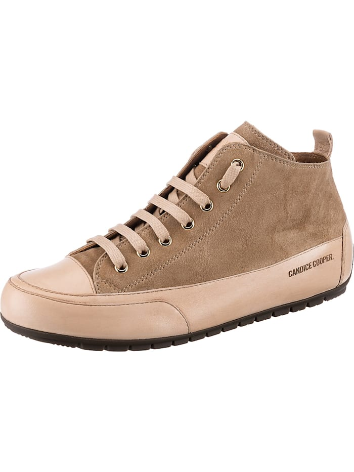 Candice Cooper Mid Sneakers High, sand