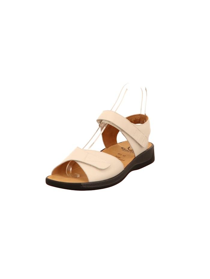 Ganter Sandalen/Sandaletten, weiß