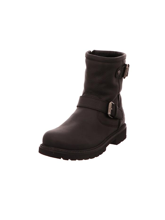 Panama Jack Damen Stiefel in schwarz, schwarz