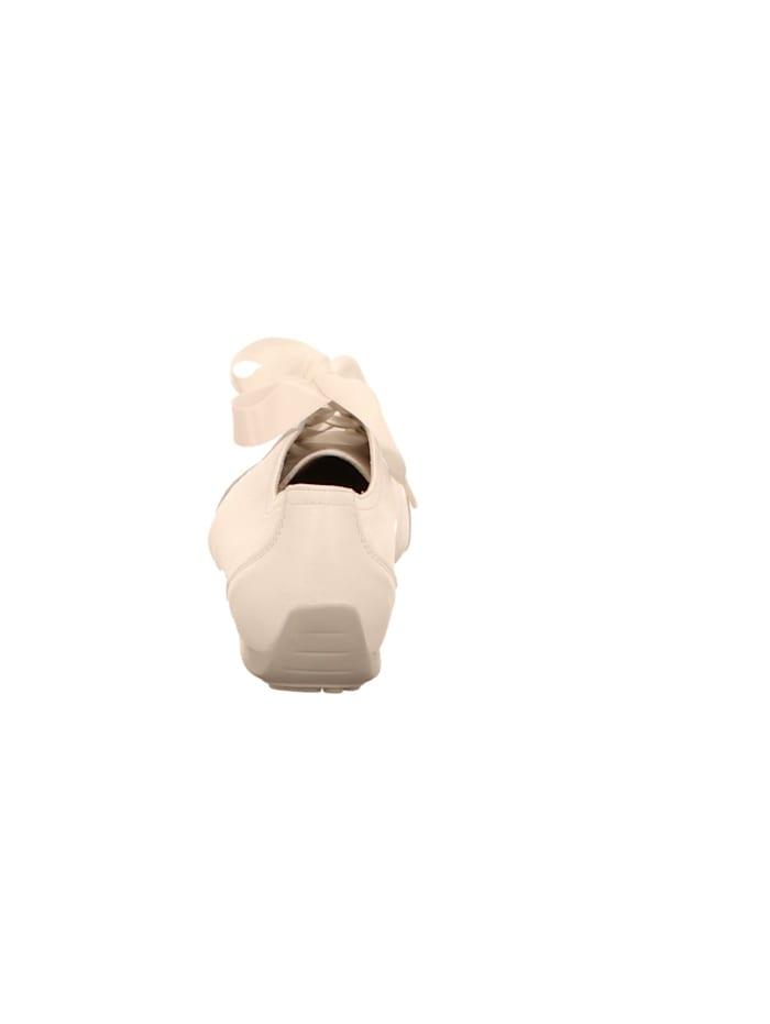 Damen Schnürschuh in weiß