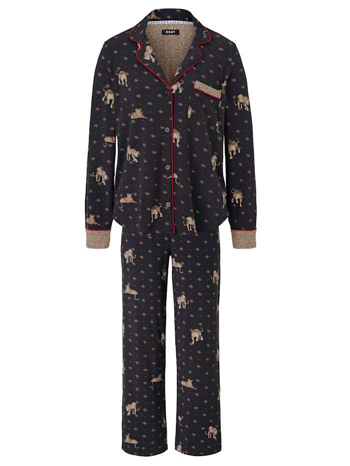 DKNY Pyjama, Schwarz