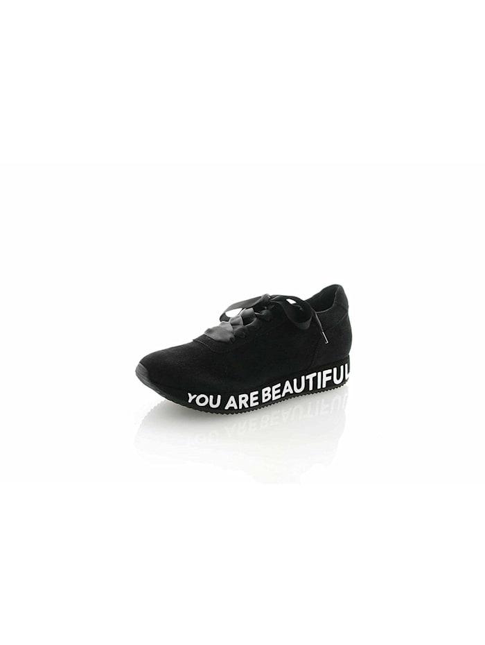 Peter Kaiser Sneakers, schwarz