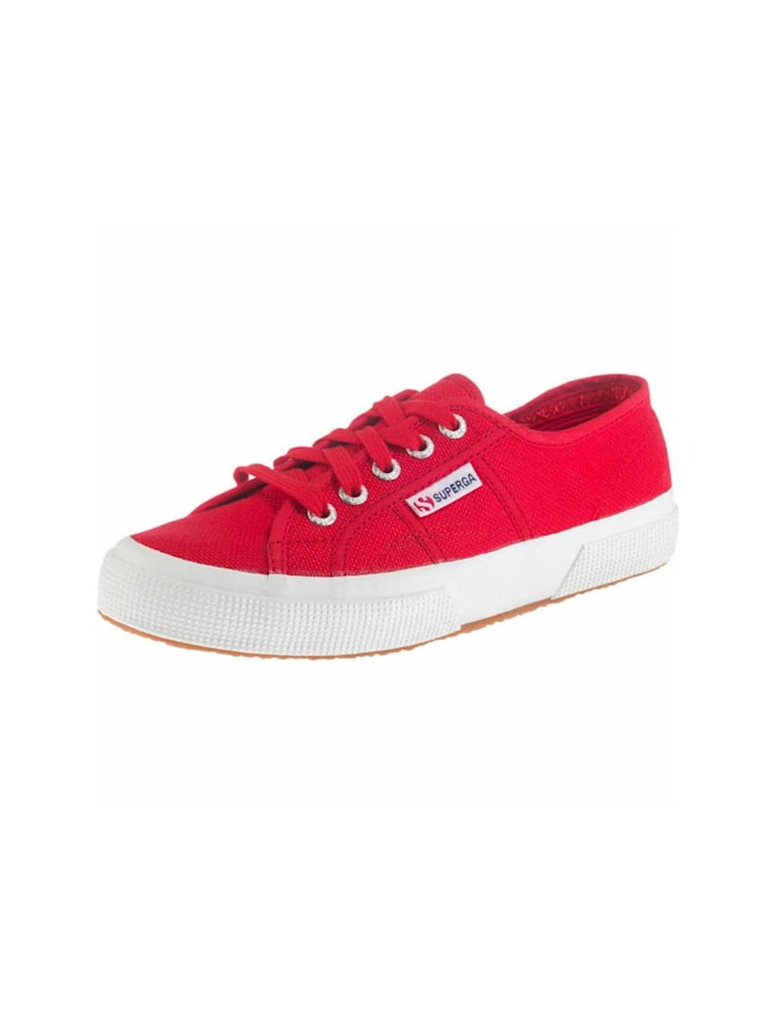 Superga Sneakers, rot