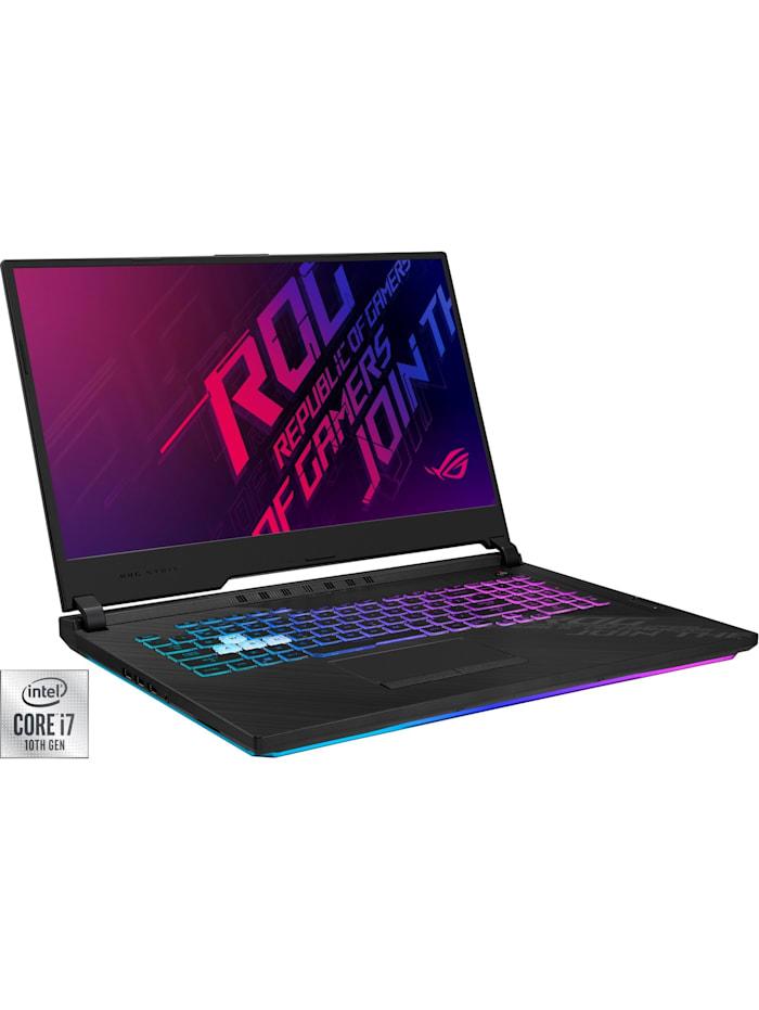 Asus Gaming-Notebook ROG Strix G17 (G712LU-EV111T), Schwarz