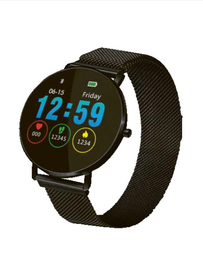 Atlanta Smartwatch 3097077, Schwarz