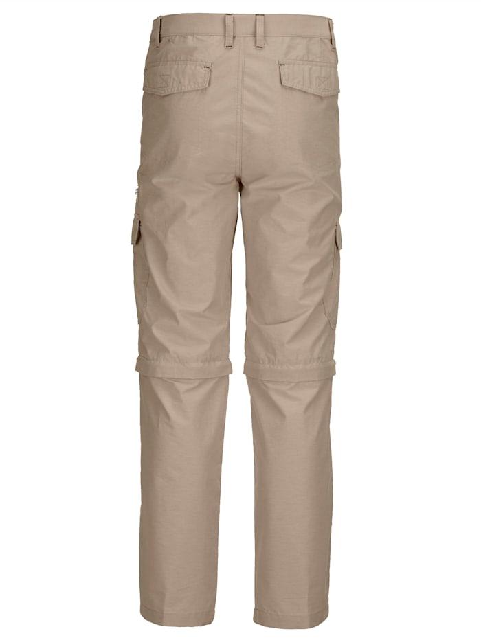 Byxor som kan göras om till shorts