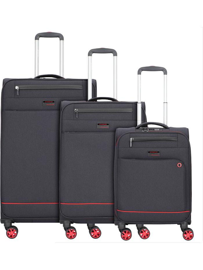 Shorttrack 4-Rollen Kofferset 3tlg. 3-teilig