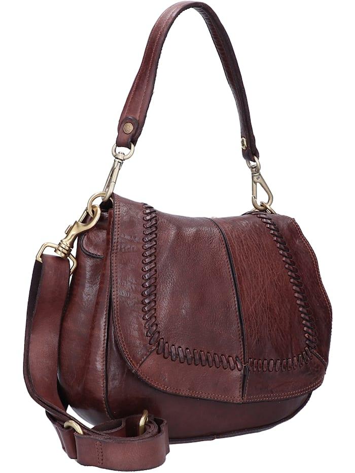 Handtasche Leder 26 cm