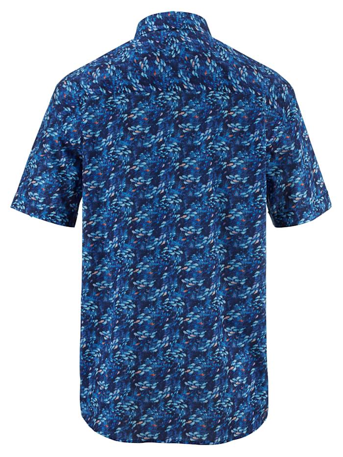 Košile s celoplošným potiskem