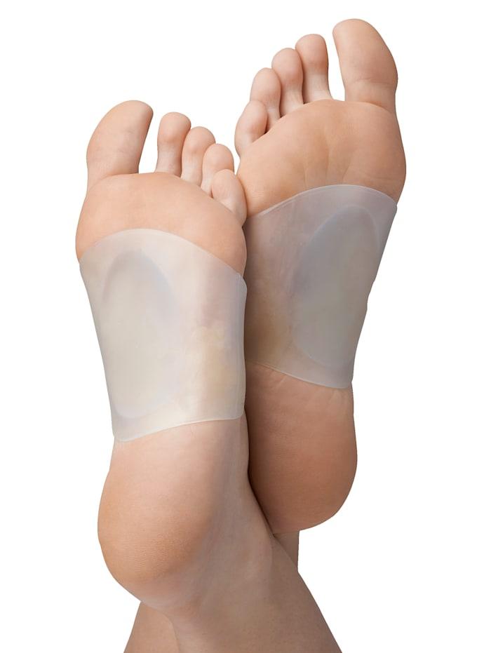 MedoVital Middenvoetsbeschermers 1 paar, huidkleur