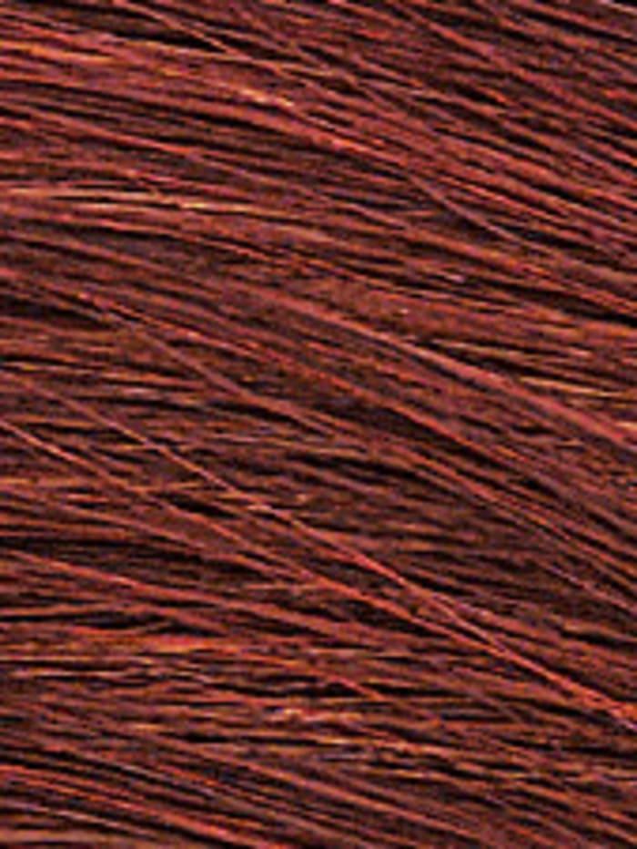 Lofty Perücke Susi, Mahagoni/Granatrot gesträhnt