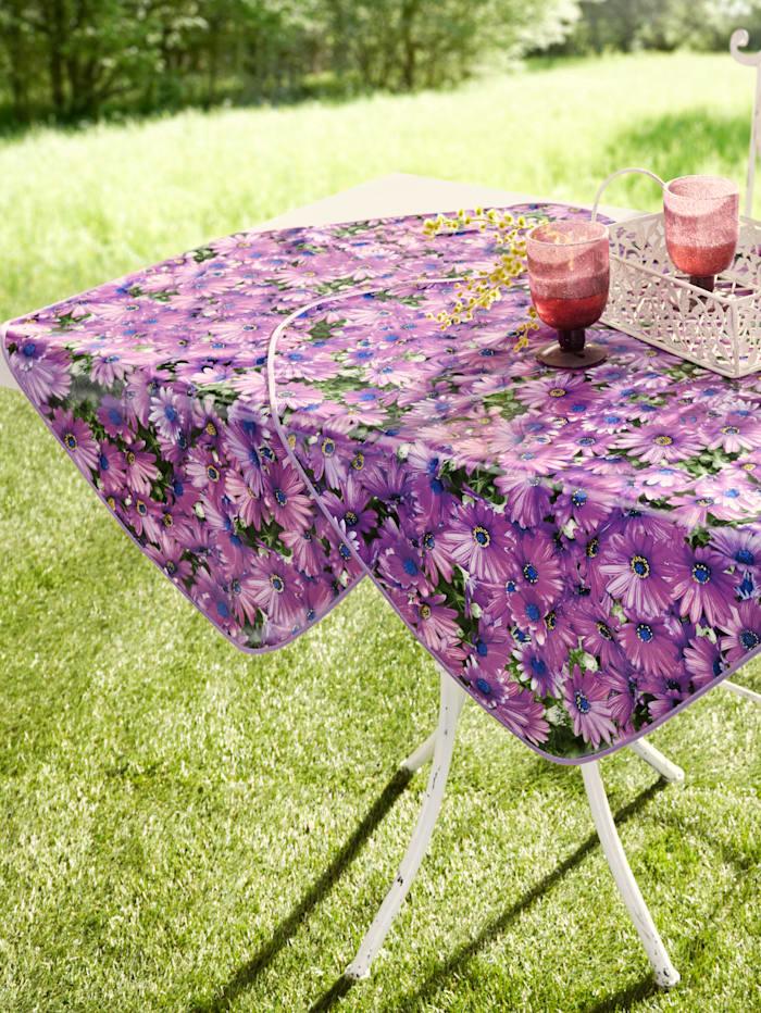 Peyer-Syntex Voskovaná stolová séria Margery, fialová