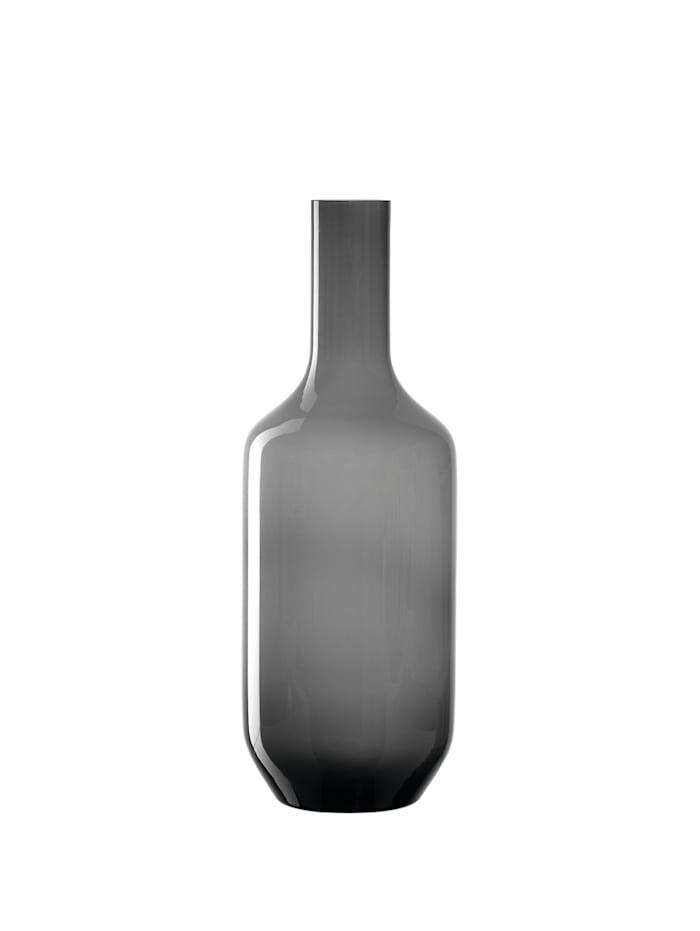 Leonardo Vase 50 cm grau MILANO, Grau
