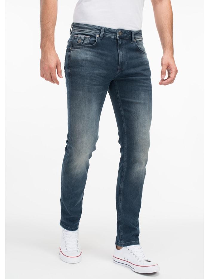 Regular Fit Jeans im 5-Pocket-Style