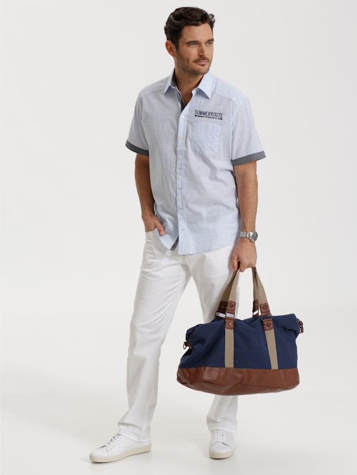BABISTA Hemd in leichter Qualität, Blau