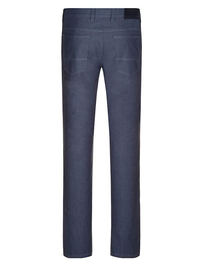 Pantalon en matière douce