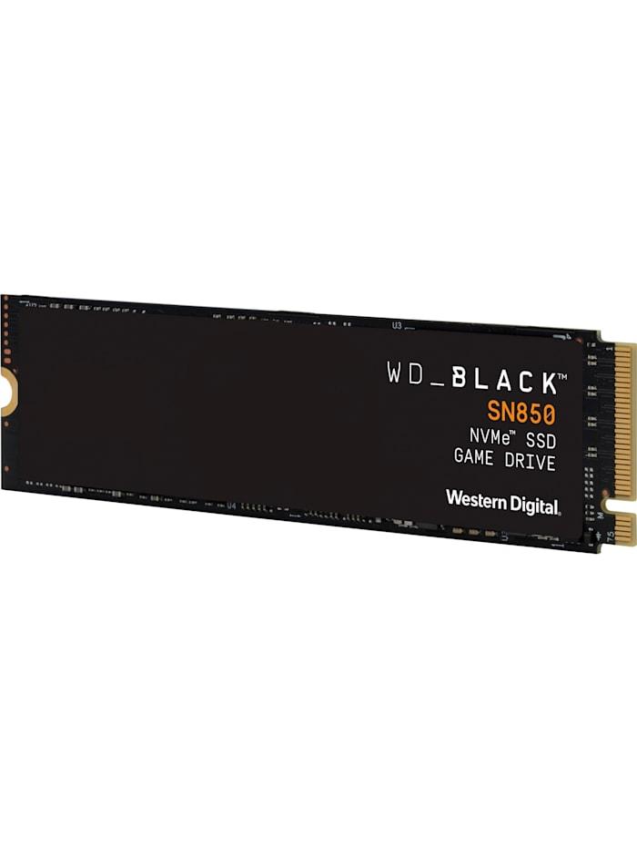 SSD Black SN850 NVMe SSD 2 TB