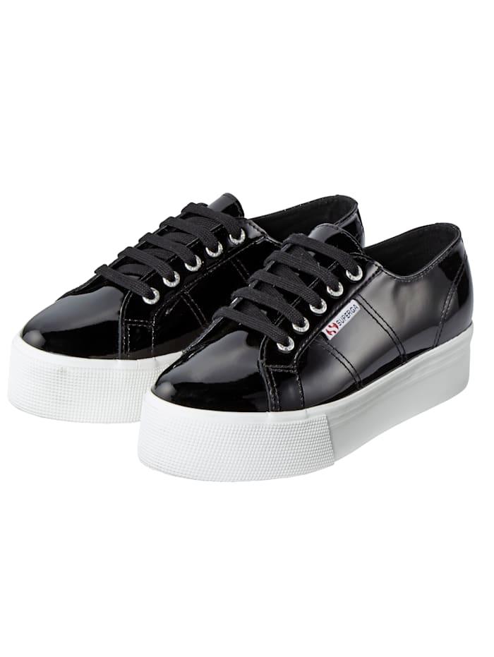 Superga Sneaker, Schwarz