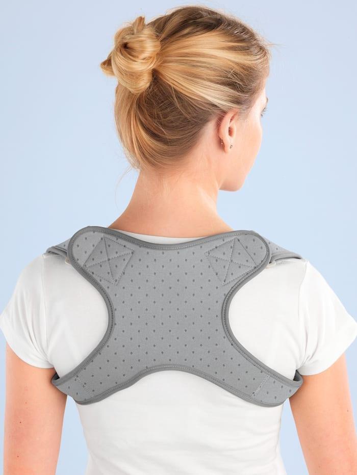 Maximex Rücken-Stützhilfe, Hellgrau