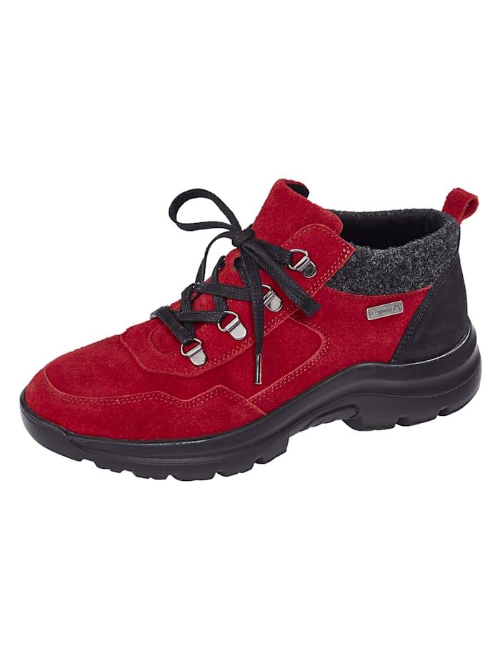 Naturläufer Trekkingschuh, Rot