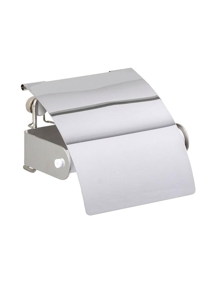 Toilettenpapierhalter Premium Plus, Edelstahl