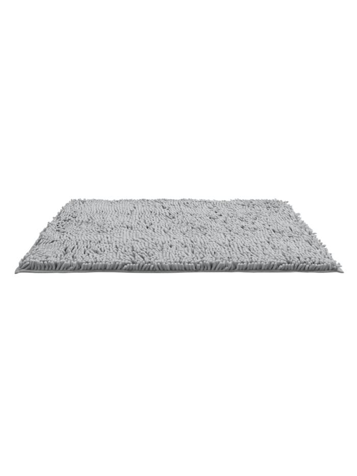 Badematte Chenille Light Grey, 50 x 80 cm